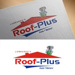 Roof Plus Logo - Entry #93