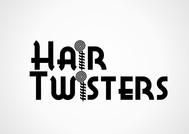 Hair Twisters Logo - Entry #75