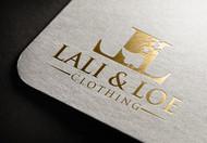 Lali & Loe Clothing Logo - Entry #138