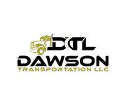 Dawson Transportation LLC. Logo - Entry #204