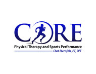 Core Physical Therapy and Sports Performance Logo - Entry #148