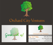 Logo & business card - Entry #2