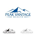 Peak Vantage Wealth Logo - Entry #199