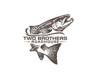 Two Brothers Roadhouse Logo - Entry #4