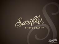 Sarifka Photography Logo - Entry #59