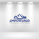 Empowered Financial Strategies Logo - Entry #168