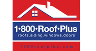 1-800-roof-plus  , i am also going to be using 1800roofplus.com for materials Logo - Entry #27
