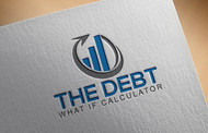 The Debt What If Calculator Logo - Entry #85