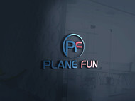 PlaneFun Logo - Entry #11