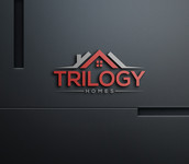 TRILOGY HOMES Logo - Entry #46