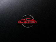 Bill Blokker Spraypainting Logo - Entry #95