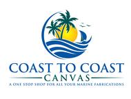 coast to coast canvas Logo - Entry #32