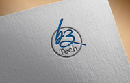 B3 Tech Logo - Entry #41