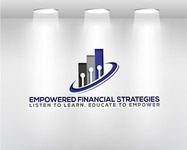 Empowered Financial Strategies Logo - Entry #425