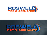 Roswell Tire & Appliance Logo - Entry #76