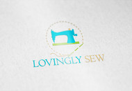 Lovingly Sew Logo - Entry #24