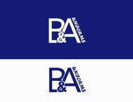 B&A Uniforms Logo - Entry #99