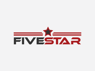 Five Star Logo - Entry #51