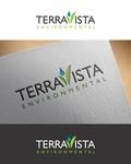 TerraVista Construction & Environmental Logo - Entry #172