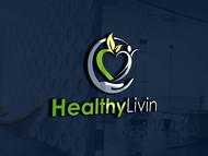 Healthy Livin Logo - Entry #450