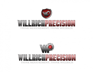 Willrich Precision Logo - Entry #122