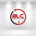 BLC Electrical Solutions Logo - Entry #71