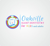 Oakville Sleep Dentistry for KIDS and adults Logo - Entry #18