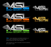 Moray security limited Logo - Entry #29