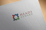 H.E.A.D.S. Upward Logo - Entry #211