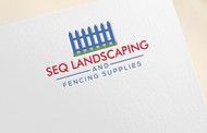 South East Qld Landscaping and Fencing Supplies Logo - Entry #25