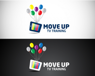 Move Up TV Training  Logo - Entry #91