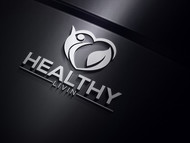 Healthy Livin Logo - Entry #562