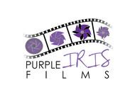 Purple Iris Films Logo - Entry #63