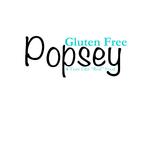 gluten free popsey  Logo - Entry #20