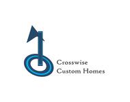 Crosswise Custom Homes Logo - Entry #1