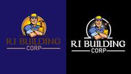 RI Building Corp Logo - Entry #86