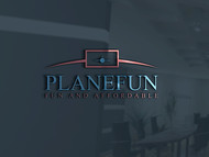 PlaneFun Logo - Entry #39
