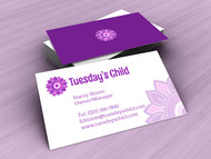 Tuesday's Child Logo - Entry #154