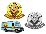 Yummy Kumpir Logo - Entry #2