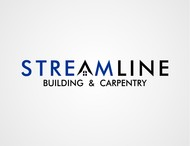 STREAMLINE building & carpentry Logo - Entry #80