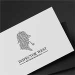Inspector West Logo - Entry #83