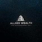 ALLRED WEALTH MANAGEMENT Logo - Entry #881