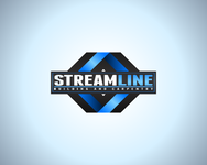 STREAMLINE building & carpentry Logo - Entry #156