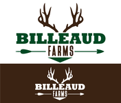 Billeaud Farms Logo - Entry #7