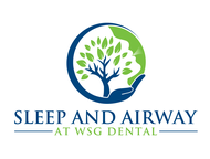 Sleep and Airway at WSG Dental Logo - Entry #493