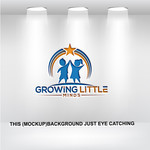 Growing Little Minds Early Learning Center or Growing Little Minds Logo - Entry #30
