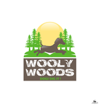 Wooly Woods Logo - Entry #21