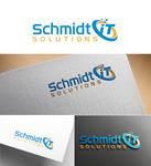 Schmidt IT Solutions Logo - Entry #139