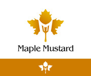 Maple Mustard Logo - Entry #105