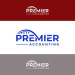 Premier Accounting Logo - Entry #321